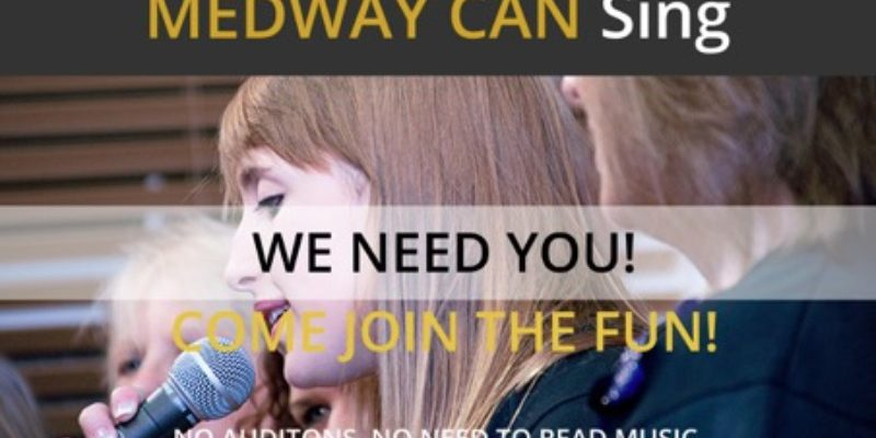 Medway can sing